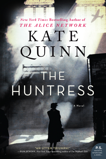The Huntress - A Novel - cover