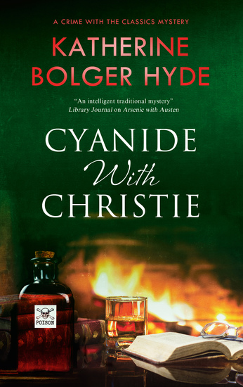 Cyanide with Christie - cover
