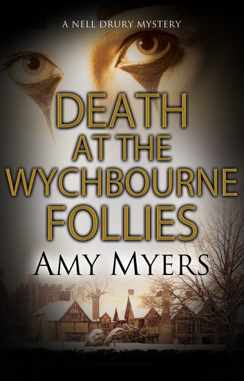 Death at the Wychbourne Follies - cover