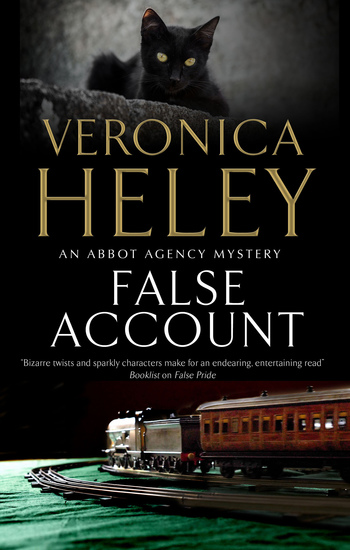 False Account - cover