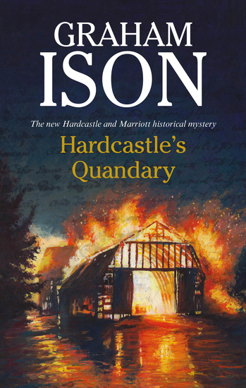Hardcastle's Quandary - cover
