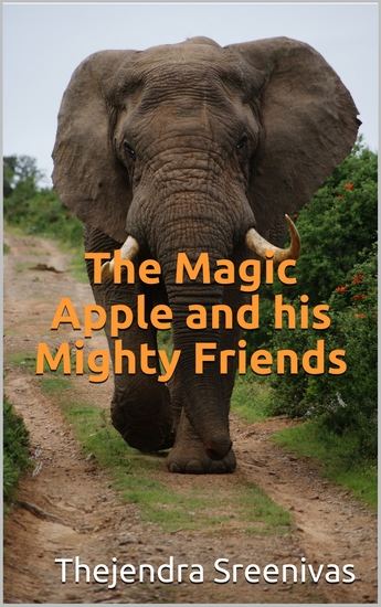 Magic Apple - And His Mighty Friends - cover