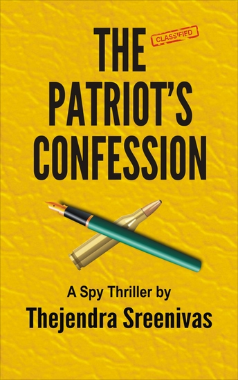 The Patriot's Confession - A Spy Thriller - cover