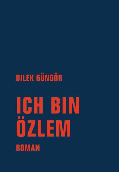 Ich bin Özlem - Roman - cover