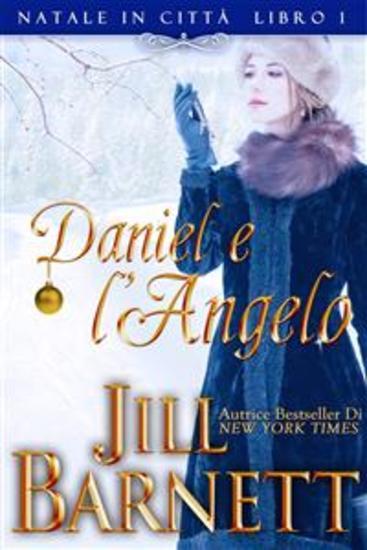 Daniel E L'angelo (Natale In Città Book 1) - cover