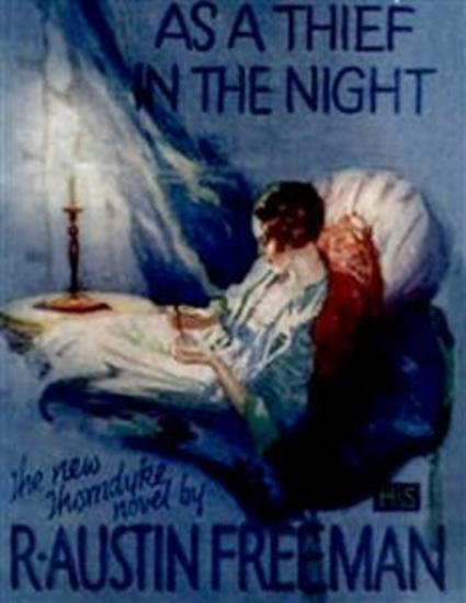 As a Thief in the Night - cover