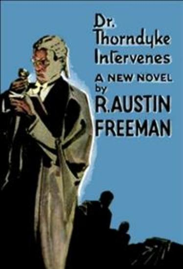 Dr Thorndyke Intervenes - cover