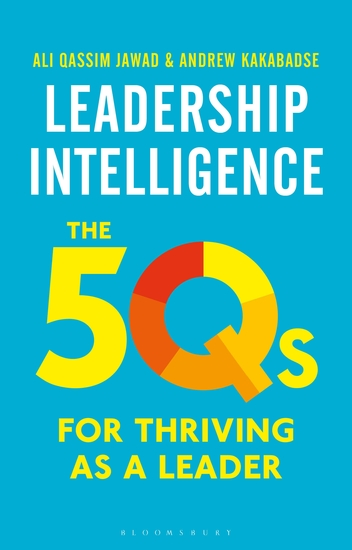 Leadership Intelligence - The 5Qs for Thriving as a Leader - cover