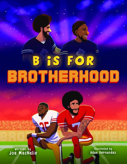 B Is For Brotherhood - cover