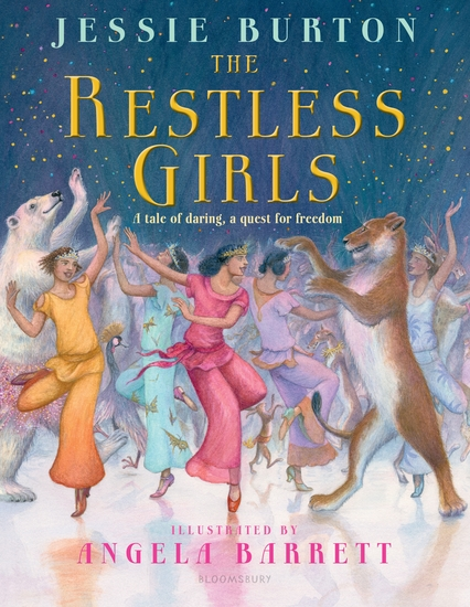 The Restless Girls - cover