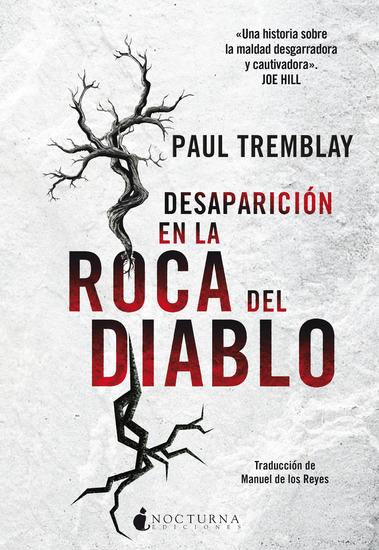 Desaparición en la Roca del Diablo - cover