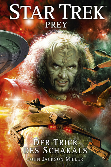 Star Trek - Prey 2: Der Trick des Schakals - cover