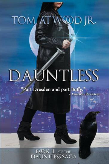 Dauntless - cover