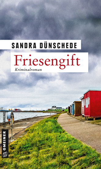 Friesengift - Ein Fall für Thamsen & Co - cover