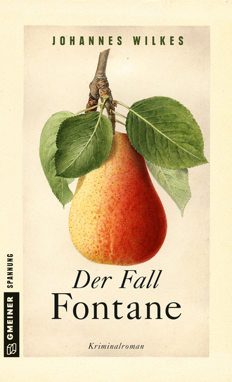 Der Fall Fontane - Kriminalroman - cover