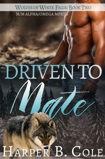 Driven To Mate - M M Alpha Omega MPREG - cover