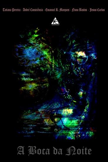 A Boca da Noite - Colectânea de Contos - cover