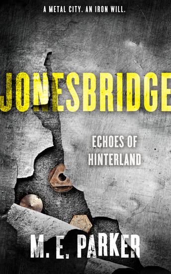Jonesbridge - Echoes of Hinterland - cover