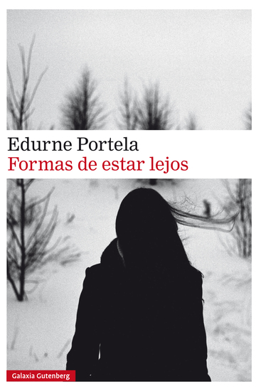 Formas de estar lejos - cover