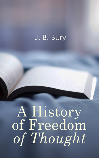 A History of Freedom of Thought - cover