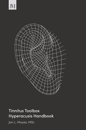 Tinnitus Toolbox Hyperacusis Handbook - cover