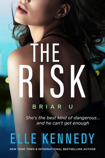 The Risk - Briar U #2 - cover