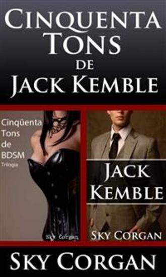 Cinquenta Tons De Jack Kemble - cover