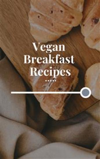Vegan Breakfast Recipes - cover