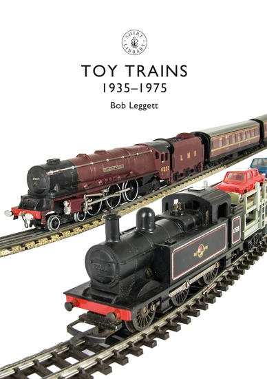 Toy Trains - 1935–1975 - cover