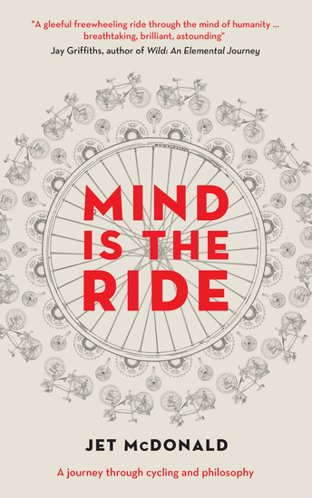 Mind is the Ride - cover