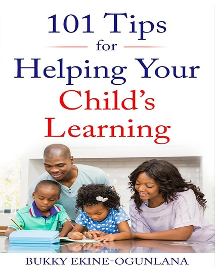 101 Tips for Helping Your Child's Learning - cover