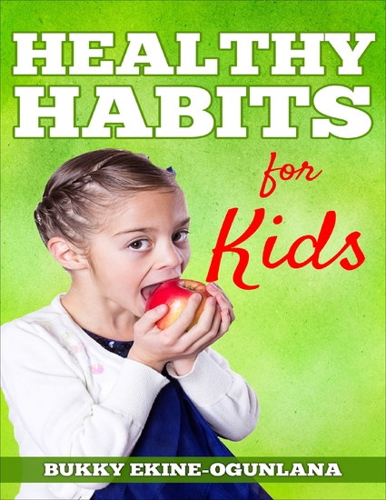 Healthy Habits for Kids - cover
