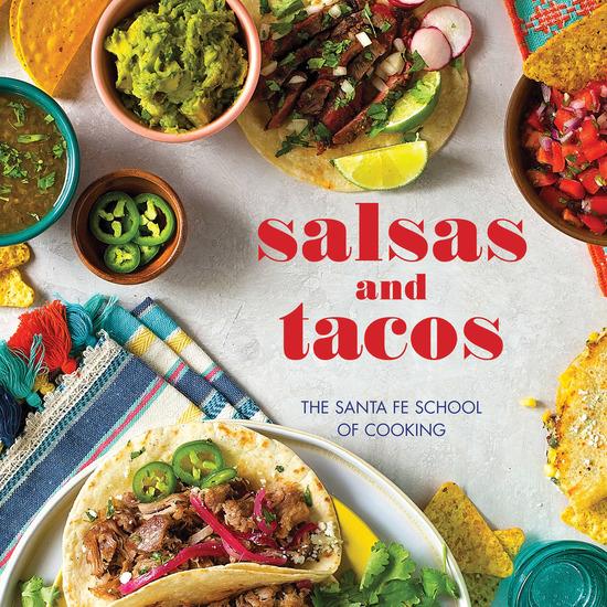 Salsas and Tacos - cover