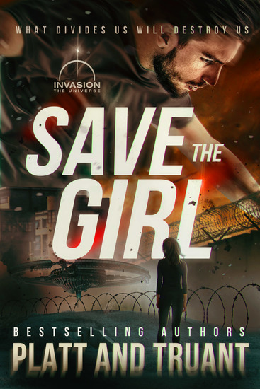 Save the Girl - cover