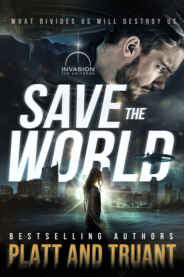 Save the World - cover