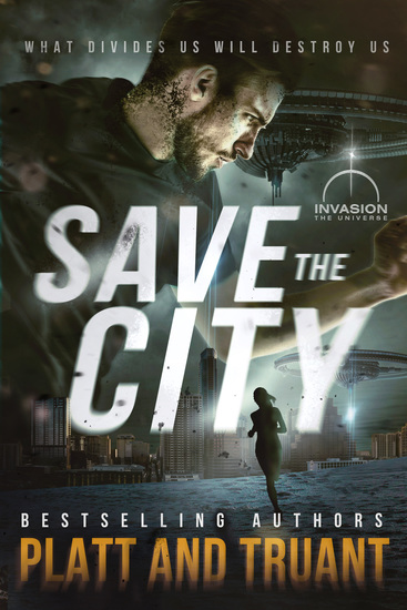 Save the City - cover