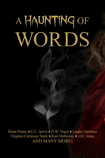 A Haunting of Words - 30 Short Stories - cover