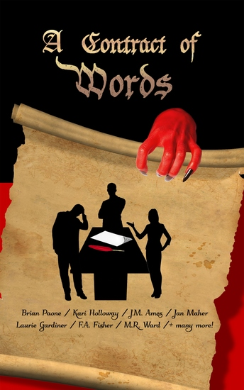 A Contract of Words - 27 Short Stories - cover