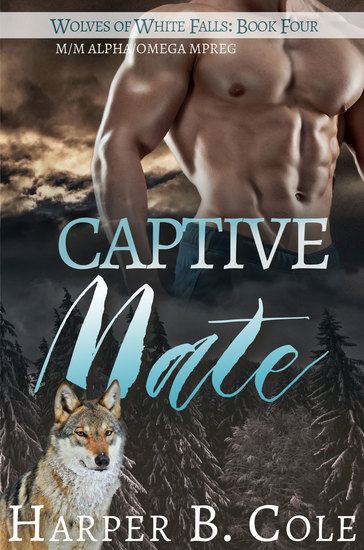 Captive Mate - M M Alpha Omega MPREG - cover