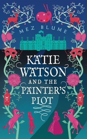 Katie Watson and the Painter's Plot - cover