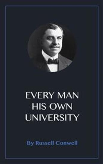 Every Man His Own University - cover