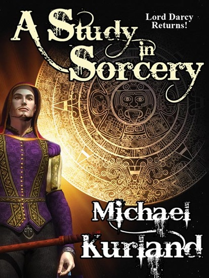 A Study in Sorcery - cover