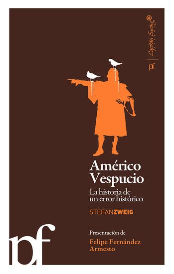 Americo Vespucio - La historia de un error histórico - cover