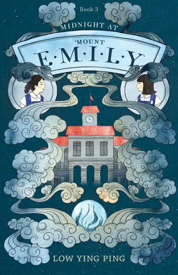 Midnight At Mount Emily - Mount Emily #3 - cover