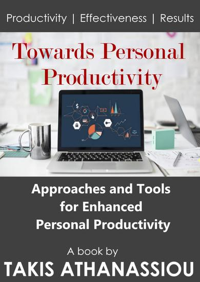 Towards Personal Productivity - cover