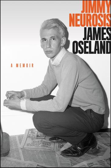 Jimmy Neurosis - A Memoir - cover