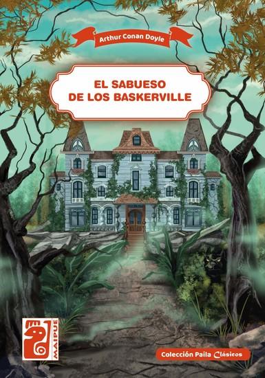 El sabueso de los Baskerville - cover