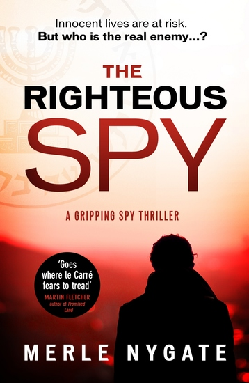 The Righteous Spy - A twisting international spy thriller - cover
