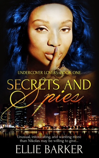 Secrets and Spies - cover