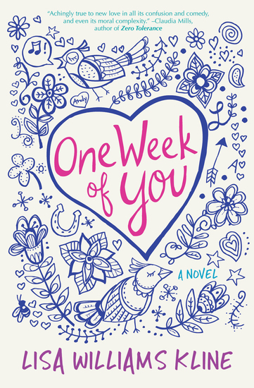 One Week of You - A Novel - cover